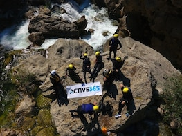 Canyoning tour on Cetina river