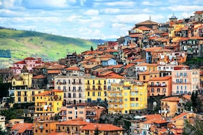 Castelli Romani: an experience between art, food and wine