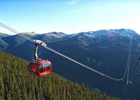 Vancouver, Shannon Falls & Whistler Sightseeing Tour