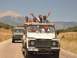 Off-Road Safari from Antalya, Belek and Lara-Kundu