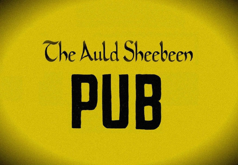The Auld Shebeen Pub Room