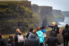 CLIFFS OF MOHER AND GALWAY in Spanish