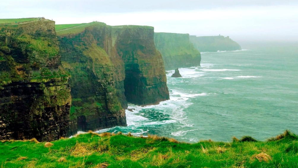 Show item 3 of 5. CLIFFS OF MOHER AND GALWAY