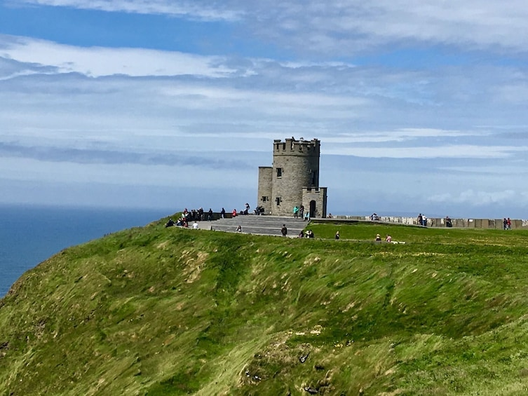 Show item 4 of 5. CLIFFS OF MOHER AND GALWAY