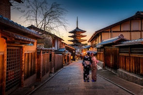 Kyoto Like a Local: Customized Private Tour