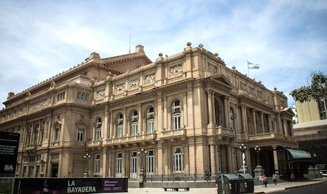 Palace in Buenos Aires, Argentina