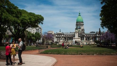 Congreso de la Nación Argentina, federal government office in Buenos Aires, Argentina
