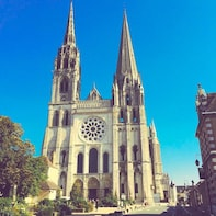 Chartres Half Day Private Tour