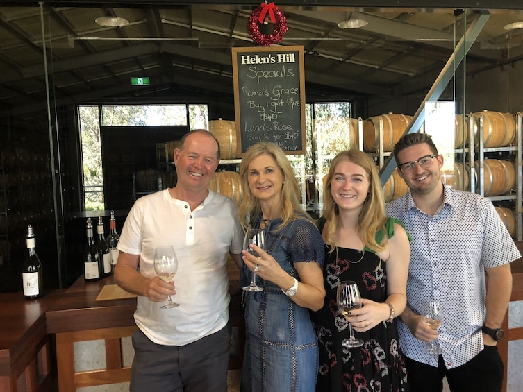 Show item 1 of 5. Private Car Mornington Peninsula Winery Tour plus lunch