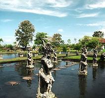 Ujung Water Palace & Tirta Gangga Tour