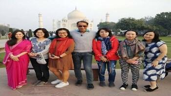 Full Day Taj Mahal & Agra Private Tour from Agra