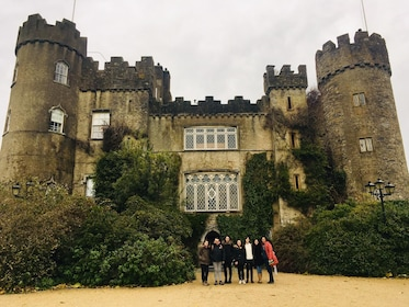 HOWTH AND MALAHIDE CASTLE TOUR