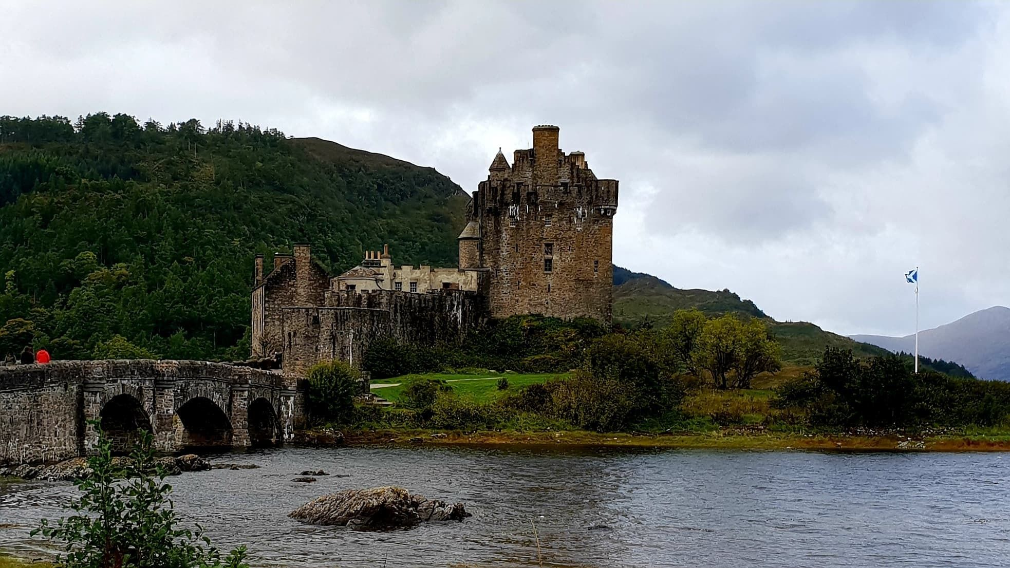 Inverness to Isle of Skye 1 Day Tour