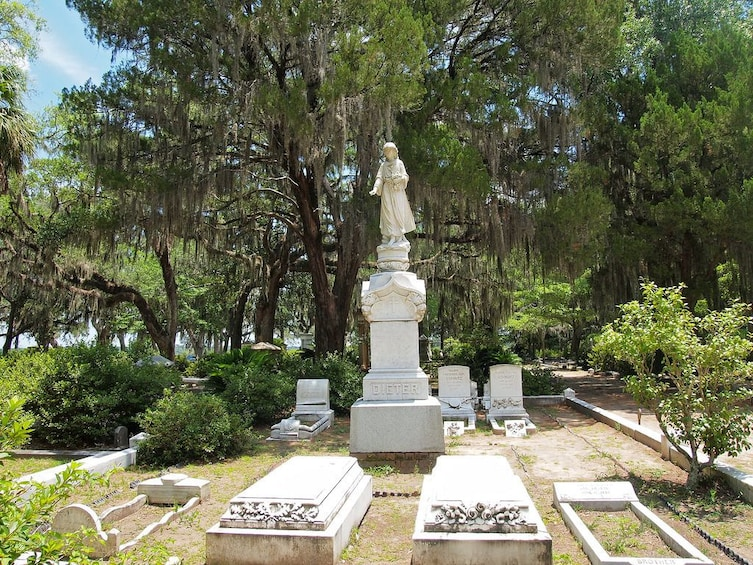 Show item 1 of 1. Bonaventure Cemetery Segway Tour
