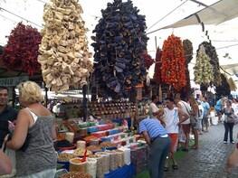 Turgutreis Market Morning Tour from Bodrum
