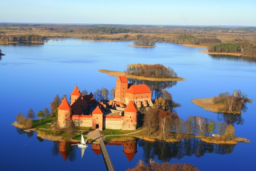 Show item 1 of 6. Every day Tour to Trakai audio guide
