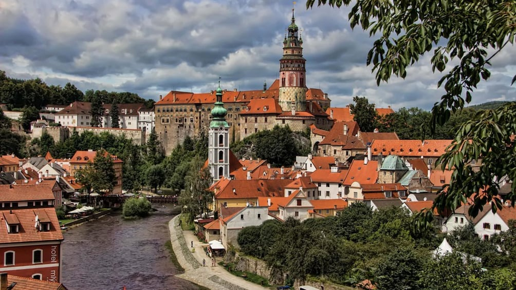 Show item 2 of 2. Full day tour to Cesky Krumlov from Prague