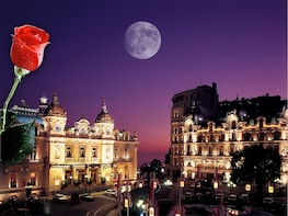 Small-Group Monte-Carlo Night Tour from Nice