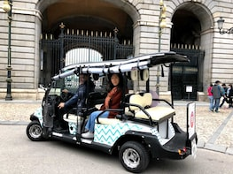 Buggy: The Tour (3h- up to 5 people)