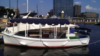 Electric Boat Hire