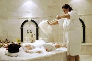 Turkish Bath Experience with Oil Massage in Bodrum
