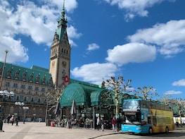 Day pass - HopOn HopOff Sightseeing Bus-Tour German/English
