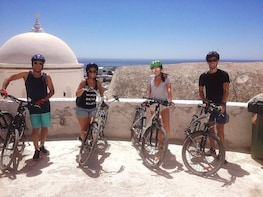 Santorini Electric bike Tour