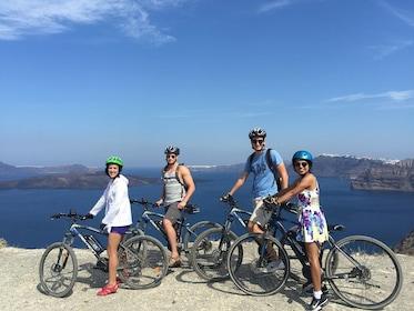 Santorini Electric bike Tour
