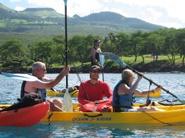 South Maui Premier - Kayak & Snorkel Tour