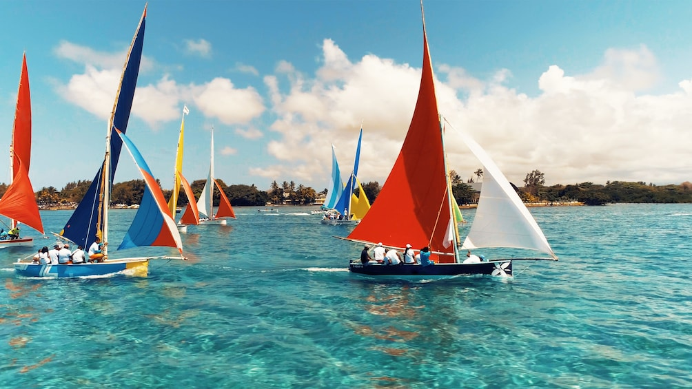 Show item 1 of 10. Exploring the East of Mauritius: Full-day scenic tour