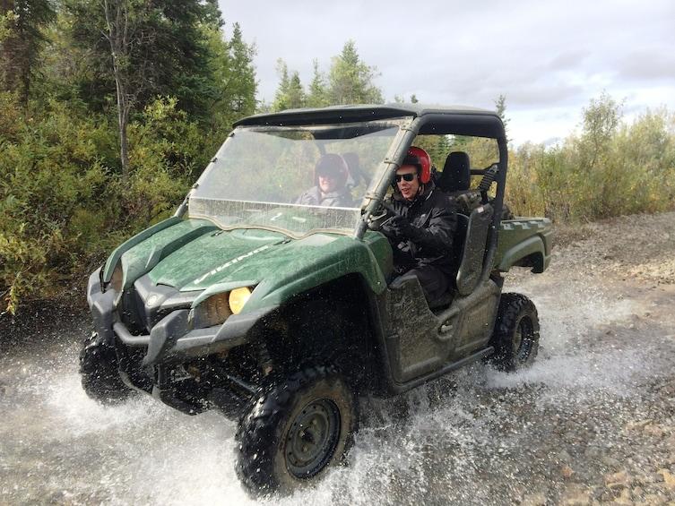 Show item 3 of 7. Denali Wilderness ATV Adventure