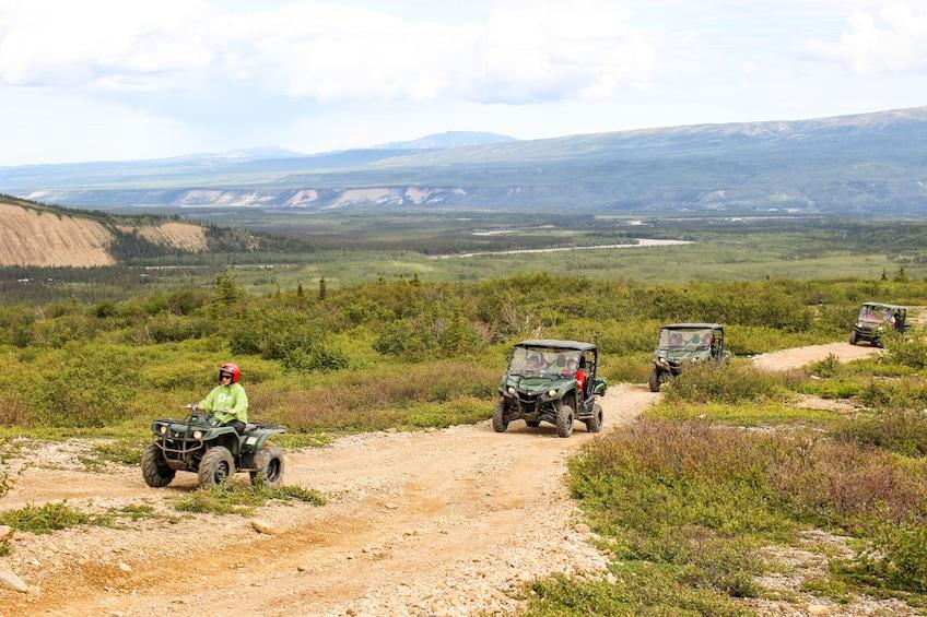 Show item 2 of 7. Denali Wilderness ATV Adventure