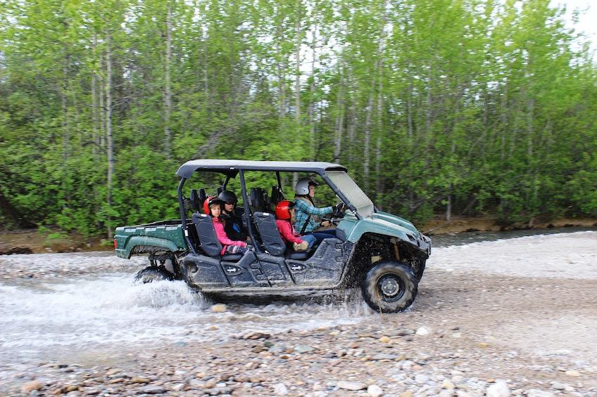 Show item 7 of 7. Denali Wilderness ATV Adventure