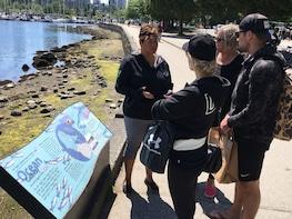 Spoken Treasures Indigenous Walking Tour - Stanley Park