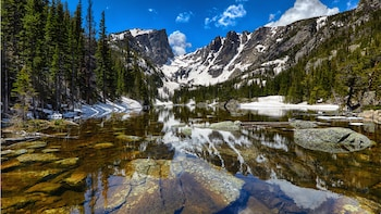 Rocky Mountain National Park Hiking Tour