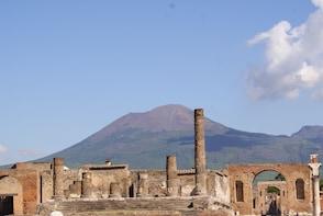 Private Tour Pompeii, Mount Vesuvius and Winery