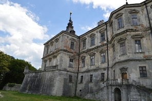 Private Half-Day Trip of Castles of Lviv Region