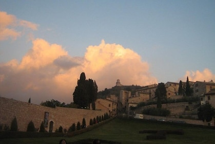 Clouds over Orvieto