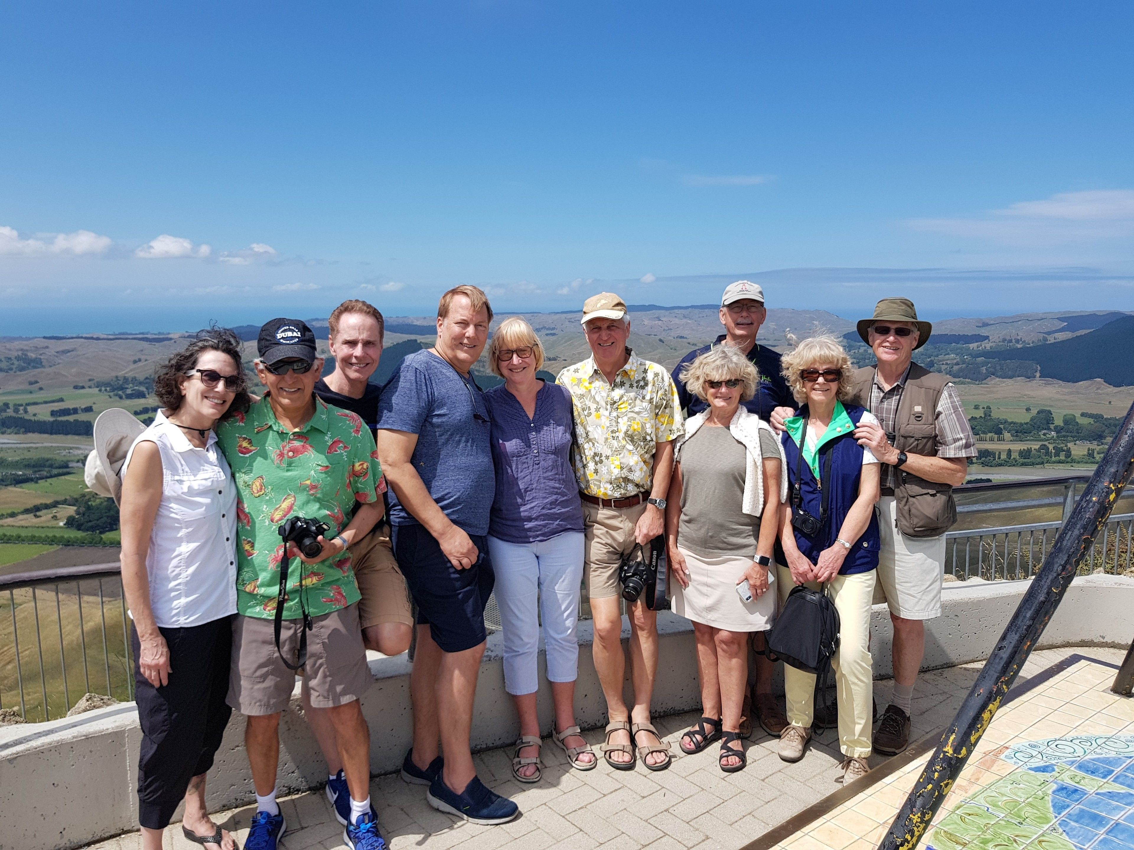 A Grand Day Out - full day tour of Napier