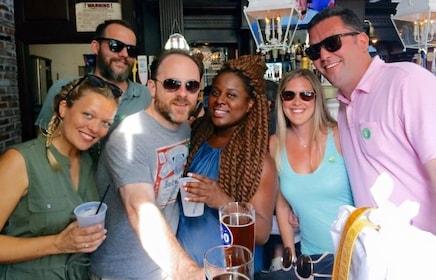 History Tour Pub Crawl of The Freedom Trail