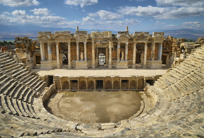 Private Full Day Tour to Pamukkale