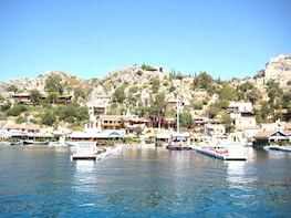 Private Tour to Demre, Myra, Kekova