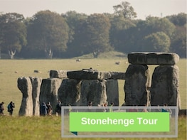 Private tour Bath & Stonehenge from London