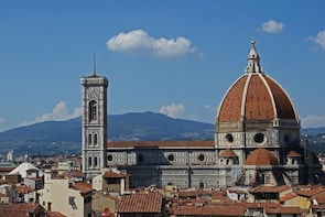 Day Trip to Florence and Pisa with lunch from Rome