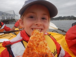 Pizza Paddle - Batemans Bay