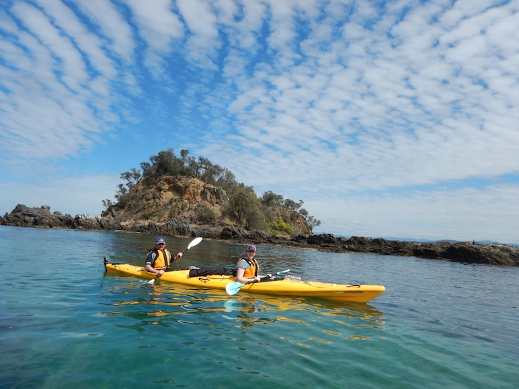 Show item 3 of 6. Half Day Sea Kayak Tour
