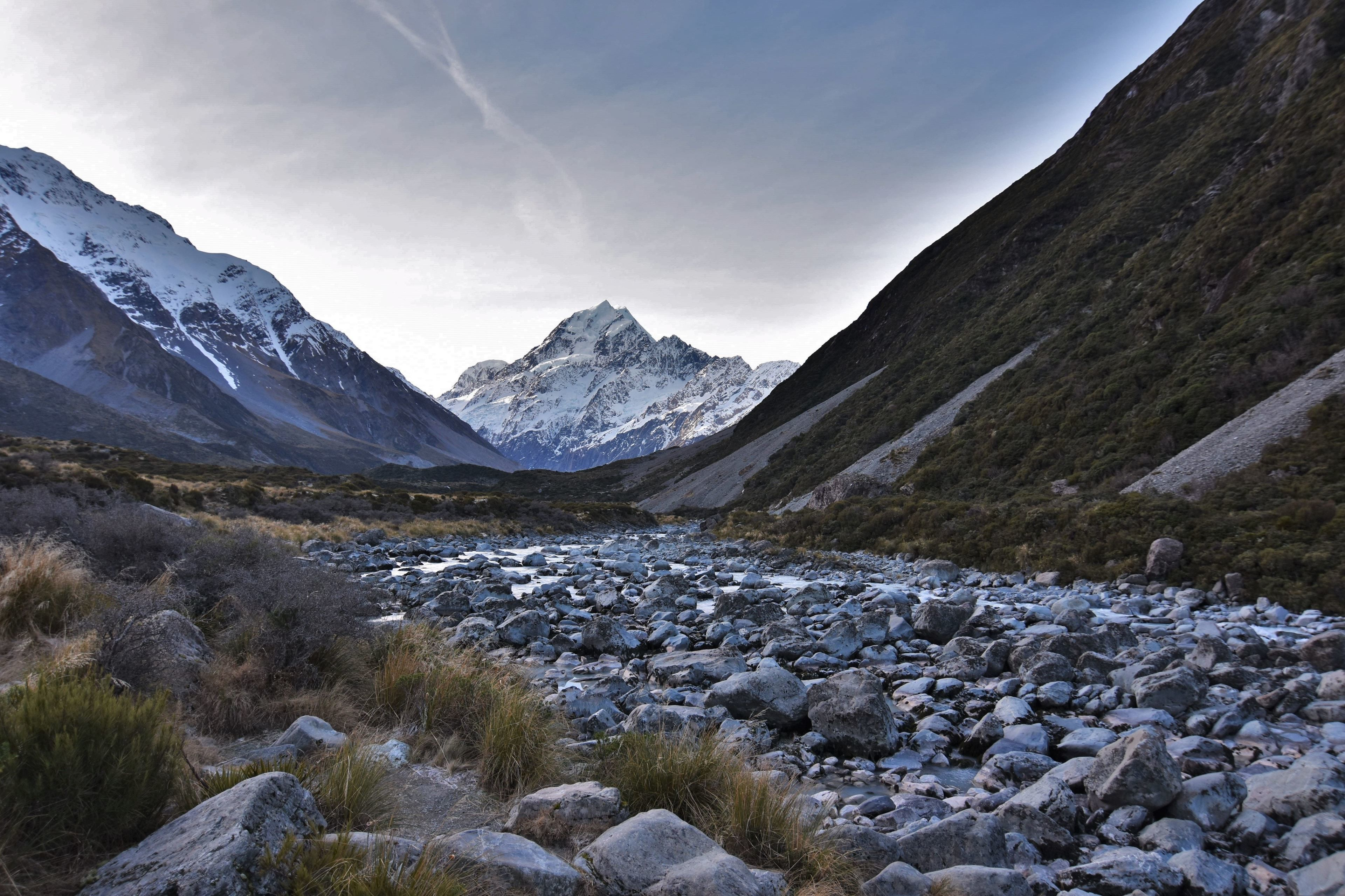 Private Tour:Queenstown to Christchurch via Mt cook & Tekapo