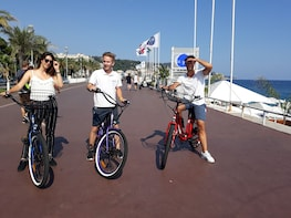 E-BIKE CITY TOUR: NICE BEST HIGHLIGHTS