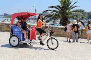 Bari from a Rickshaw