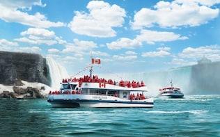 Niagara Falls Tour from Toronto w/ Boat Cruise & Lunch